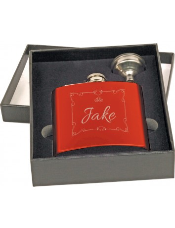 Flask Set with Funnel