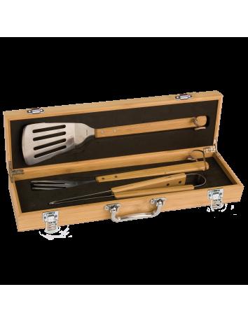 BBQ Set - Bamboo