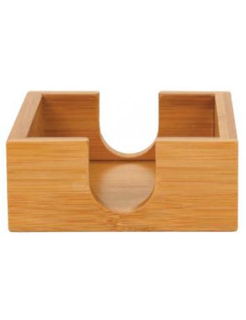 Bamboo Coaster Holder