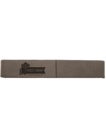 Leatherette Pen Case