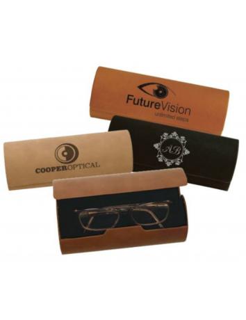Leatherette Eye Glass Case