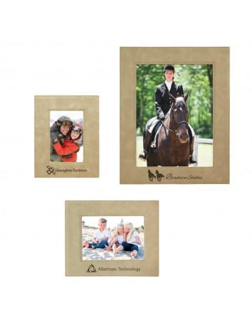 Leatherette Photo Frame