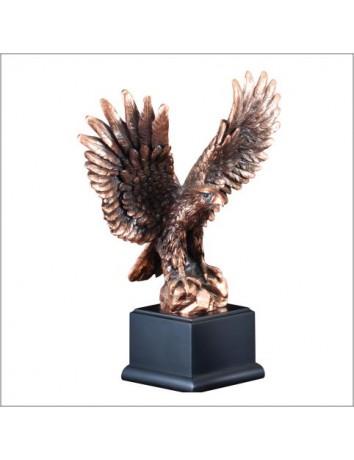 Bronze Eagle Resin