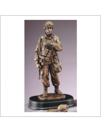 American Hero Military Resin
