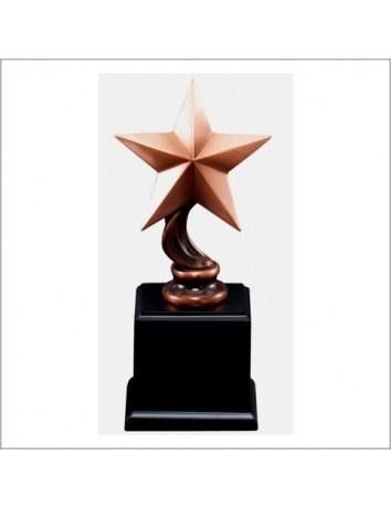 Bronze Star Resin