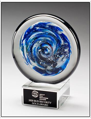 Glass Art Disc