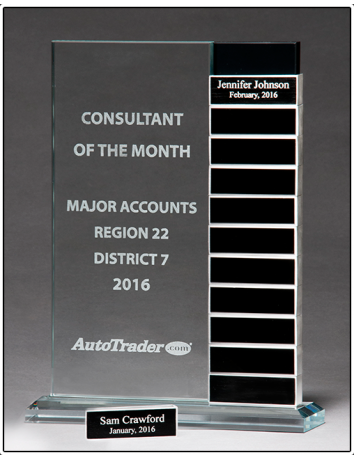 Jade Glass Perpetual Award