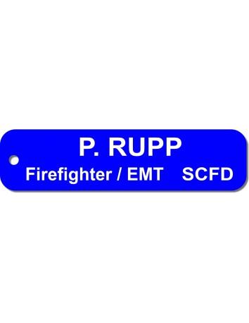 Somervell County FD Par Tag