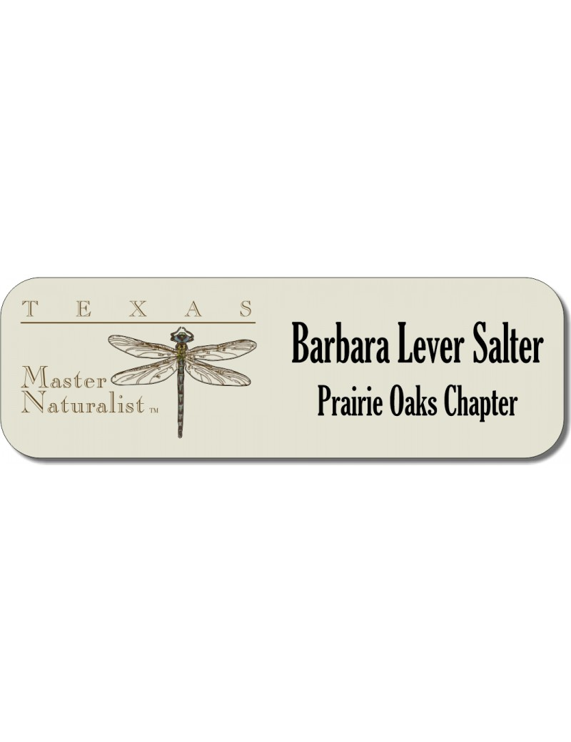 """1"""" x 3"""" Design your own Nametag"""