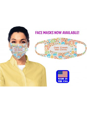 Face Mask Single Ply