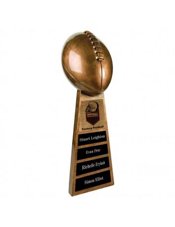 MVP Football Resin