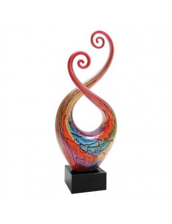 Glass Art Curl