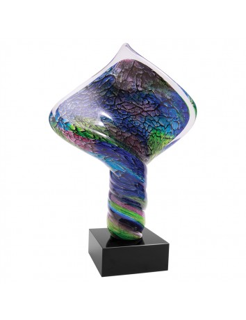 Glass Art Diamond Twist