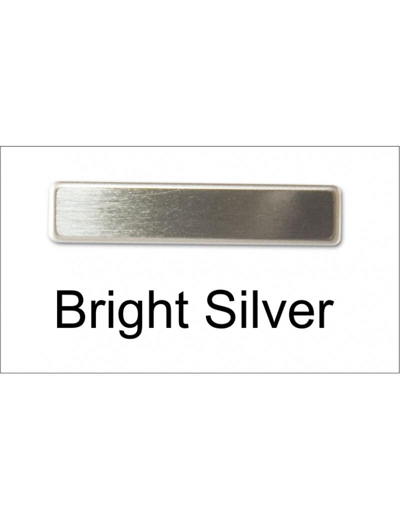 Metal Name Bar