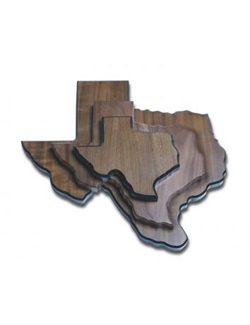 Texas Plaque - Color Print